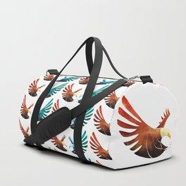 Bald eagle Duffle Bag