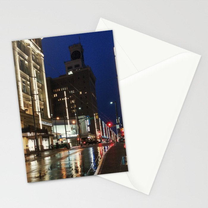 Granville Street Stationery Cards