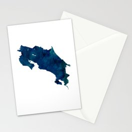 Costa Rica Stationery Cards