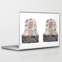 polaroid Laptop & iPad Skins featuring Polaroid by monicamarcov