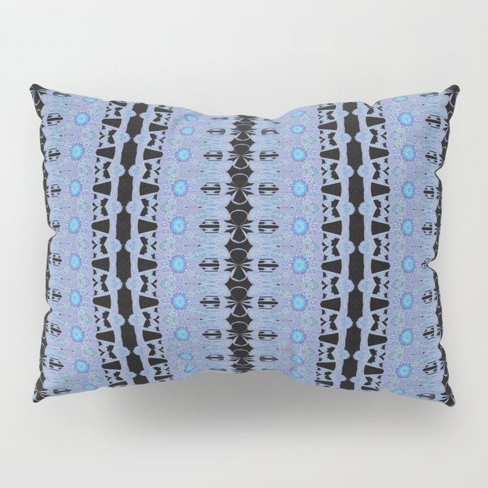 Boho Gothic Lace Pillow Sham
