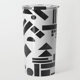 Geometry 1 Travel Mug