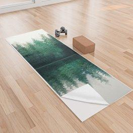 Reflection Yoga Towel