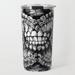 Bound : Teeth Travel Mug
