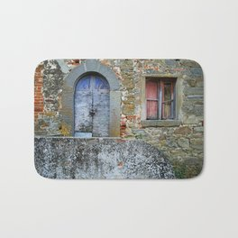 Old House in Italy Bath Mat