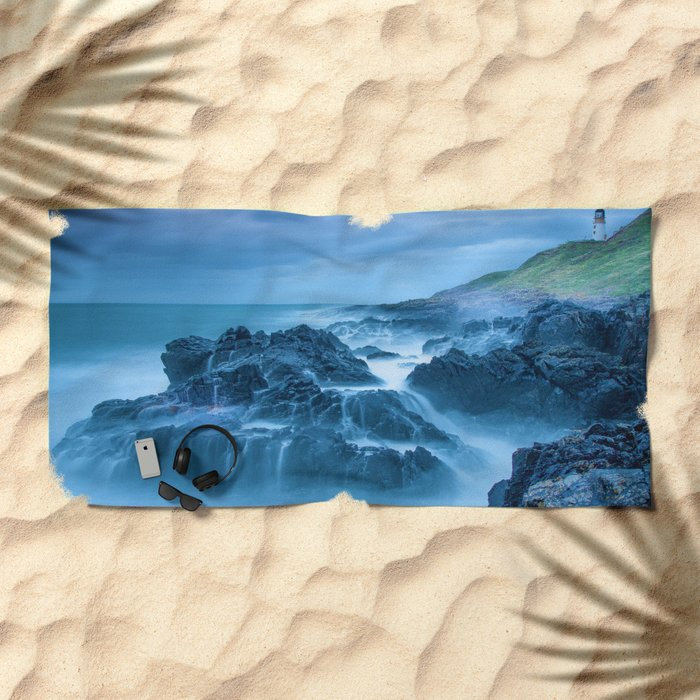 How Have You Been? Beach Towel