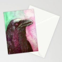 Complementary Raven 2 Stationery Cards