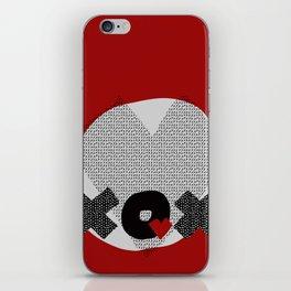 XOX You iPhone Skin