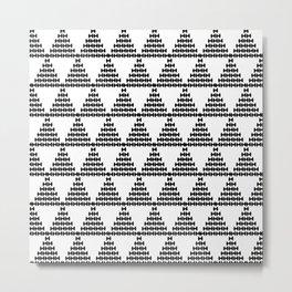 Take a bow Metal Print