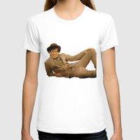 caleb troy T-shirts featuring Troy by Eddie Frietas