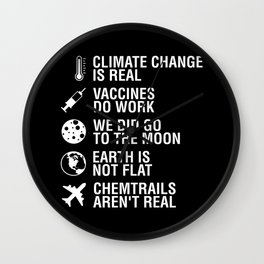 Myths Wall Clock