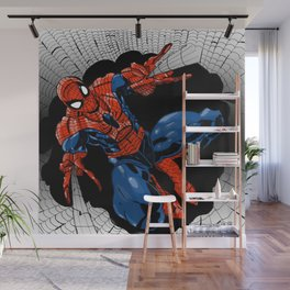 Spidey Color Wall Mural