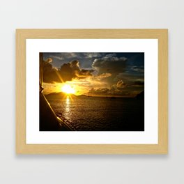 Jost Framed Art Print