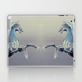 Glitch Horse Laptop & iPad Skin