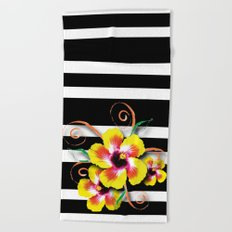 Bold & Beautiful Beach Towel