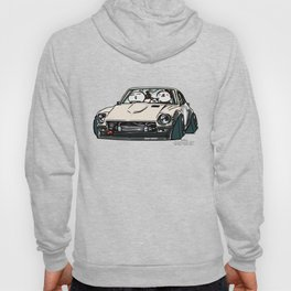 Crazy Car Art 0155 Hoody