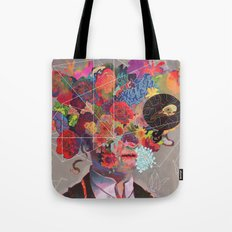 The Deterioration of the Mind And the Disappearance of Car Keys Tote Bag