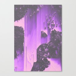 WOLFPACK Canvas Print