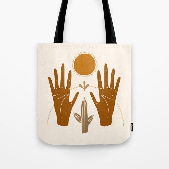 SUN SEEKER Tote Bag