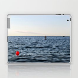 Baltic Sea - Warnemuende Beach  Laptop & iPad Skin