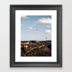 Believe in me Framed Art Print