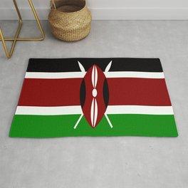 Flag of Kenya Rug