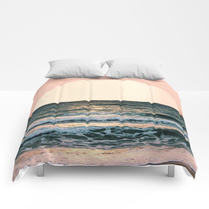 Summer Sunset Comforters
