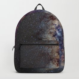 The Milky Way: from Scorpio, Antares and Sagitarius to Scutum and Cygnus Backpack