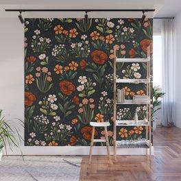 Wild Flowers ~ vol1. Wall Mural