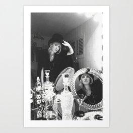 Stevie Nicks Music pop Canvas Poster UNFrame Art Print