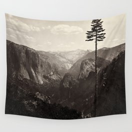 Yosemite Valley, California Wall Tapestry