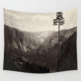 Yosemite Valley, California Wall Tapestry