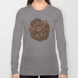 Groot Fan Art Long Sleeve T-shirt