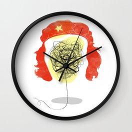 Doodle Revolution! Wall Clock