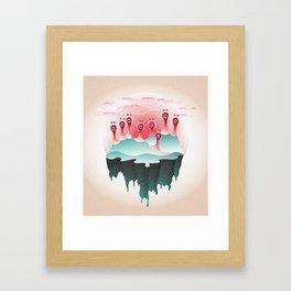 Eyeland Framed Art Print