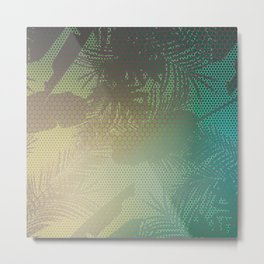 Palm Stories 2 Metal Print