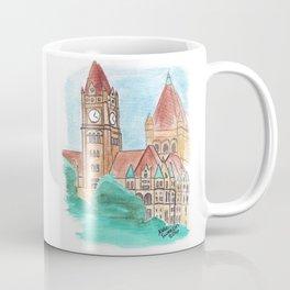 Landmark Center - St. Paul Sights Coffee Mug