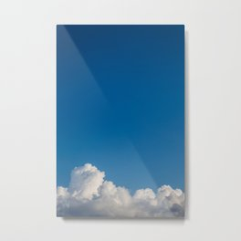Florida Clouds Metal Print