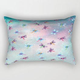 Firefly Sky Rectangular Pillow