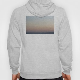 Aphrodite: An Abstract Landscape of Athens Greece Hoody