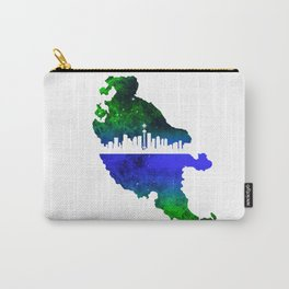 Seattle Islander Carry-All Pouch