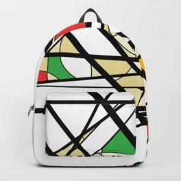 Urban Abstract II Backpack
