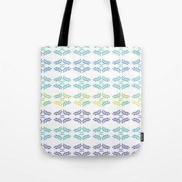 ORGANIC & NATURE (BLUES) Tote Bag