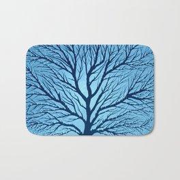 Big Blue Bath Mat