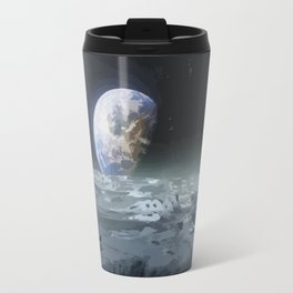 Space Frontier destiny Travel Mug