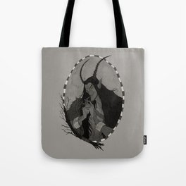 The Krampus Tote Bag