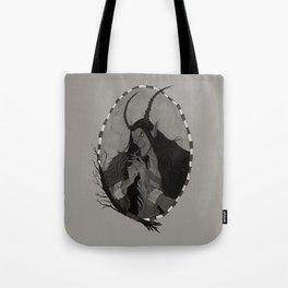 The Krampus Tote Bag