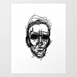 Devoid 1 Art Print