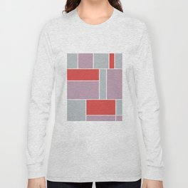 Abstract #823 Long Sleeve T-shirt