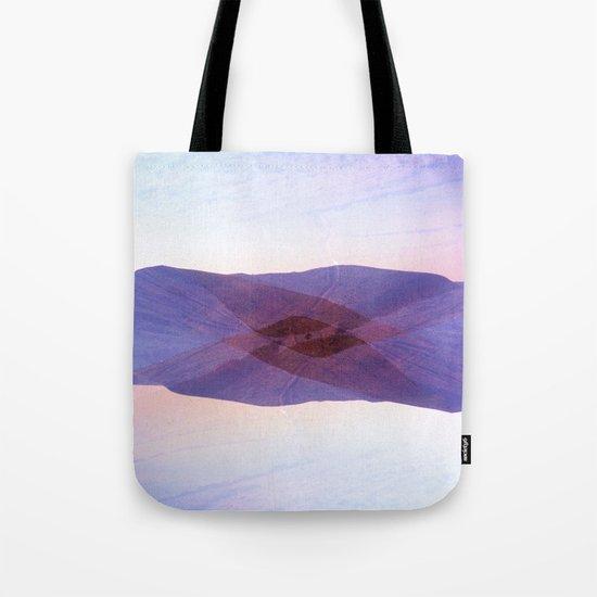 Peaked Tote Bag